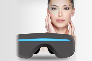 Eye Massager Drive Mechanism